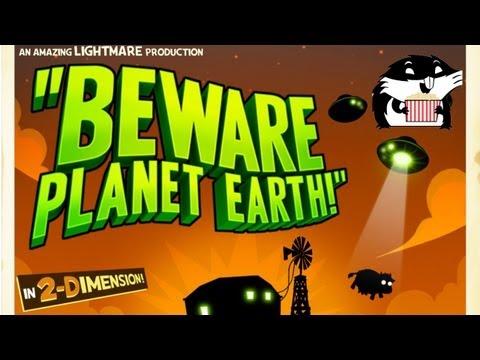 Осчастливить коровку в Beware Planet Earth с Сибирским Леммингом