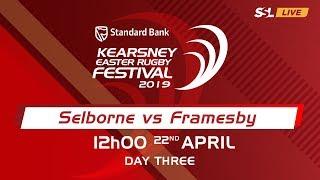 Selborne College vs Framesby - Kearsney Easter Rugby Fest 2019