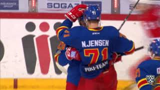 Vityaz 2 Jokerit 5, 25 September 2017 Highlights