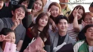 Video W BTS E16 Final Scene (English sub) MP3, 3GP, MP4, WEBM, AVI, FLV April 2018