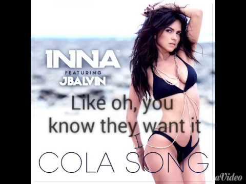 Video Inna: Cola Song ft.J Balvin (lyrics/letras/sanat) download in MP3, 3GP, MP4, WEBM, AVI, FLV January 2017