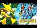 TORNEO EL MEJOR PERSONAJE DEL MUNDO POKÉMON: ¡DRAKE vs SABRINA! (Pokémon USUM ~ 1 Ronda)