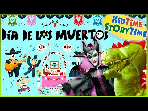 Día de los Muertos (Day of the Dead) | Kids Books Read Aloud