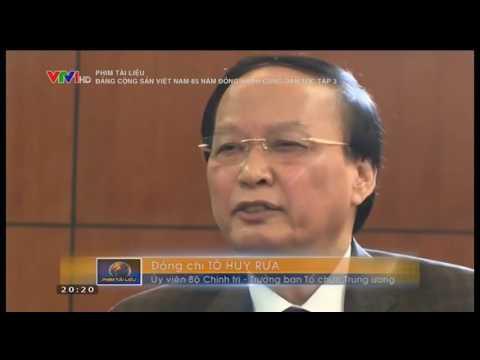 VTV Đảng Cộng sản Việt Nam 85 năm đồng hành cùng dân tộc Tập 3 Dĩ bất biến ứng vạn biến