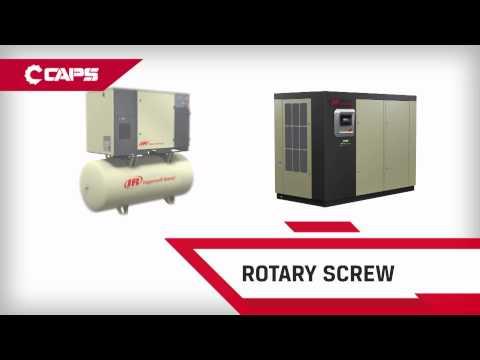 Reciprocating vs Rotary Screw Air Compressors