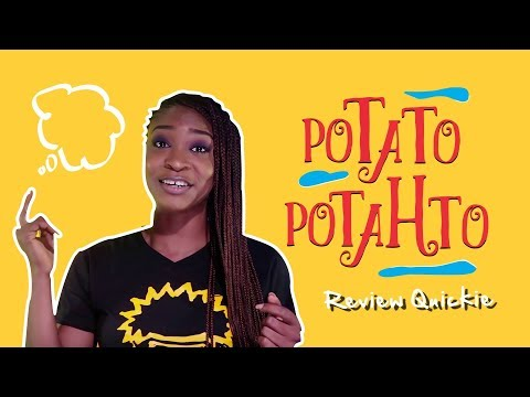 POTATO POTAHTO Nollywood Movie | Review Quickie