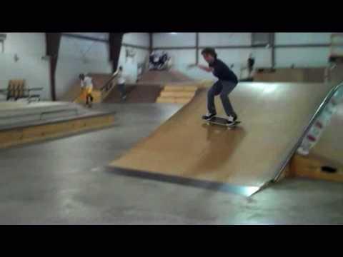 Go Skateboarding Day 2009 at SkateSpot in Lafayette, La