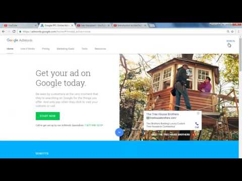 Youtube Beginners Guide To A Successful Channel - Linking Channel with Adwords Account 1