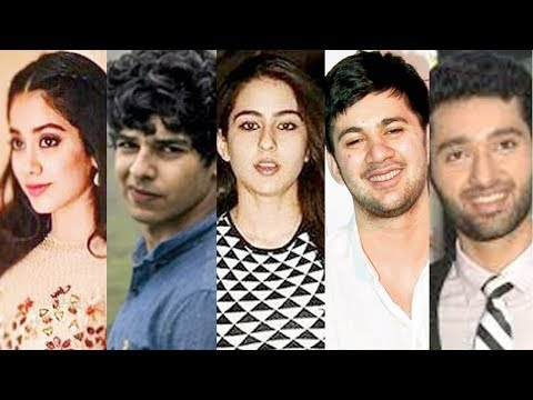Top 10 Upcoming Bollywood Actors/Actresses of 2018