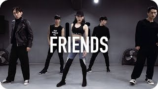 FRIENDS - Marshmello & Anne-Marie / Tina Boo Choreography