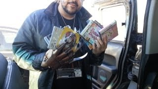 gamestop Okchief420 And Will Go Gamestop Dumpster Diving EP.17