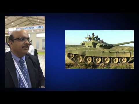 Zen Technologies Unveiled Its Futuristic Combat Training Centre at DefExpo India 2016