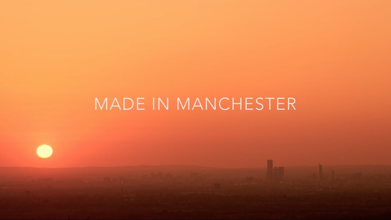 Photo of Made in Manchester Poem