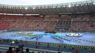 Inside BERLIN 2015 UEFA Champions League Final Olympiastadion Crazy Ambiance, cup c1,cup c1 chau au,video cup c1,barcelona