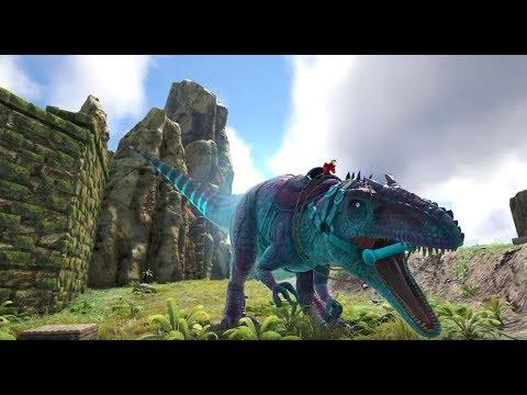 ARK Mod Rồng #2 : Đối Mặt Siêu Khủng Long Bạo Chúa Legendary Giganotosaurus !! - Thời lượng: 32:01.