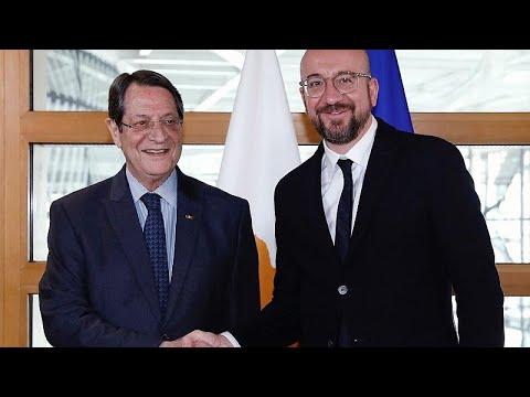 Κυπριακό και Αμόχωστος στο επίκεντρο της συνάντησης Αναστασιάδη-Μισέλ…