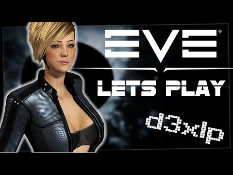 Let's Play Eve Online Gameplay German Deutsch #113 – Eve Industrie Guide – Let's build the world #1