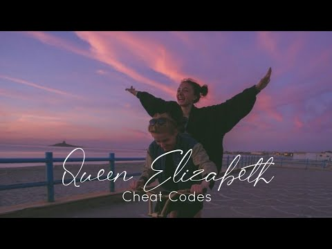 queen elizabeth - cheat codes    aesthetic lyric video
