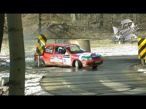 TARMAC MASTERS 2° Rally SKARS 2018 | Jawor | BEST of ACTION with BIG CRASH | GRB