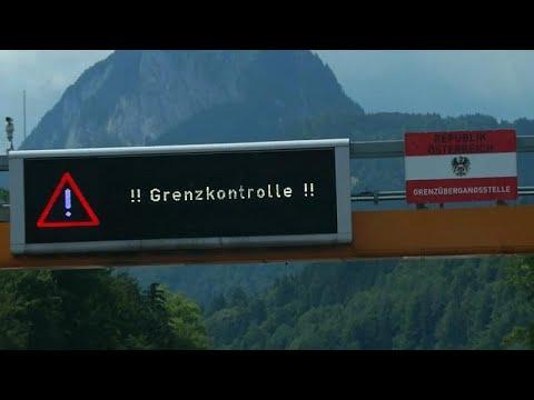Österreich führt fünf Tage lang Einreisekontrollen du ...