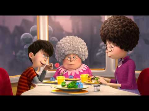 Dr. Seuss' The Lorax Trailer #1