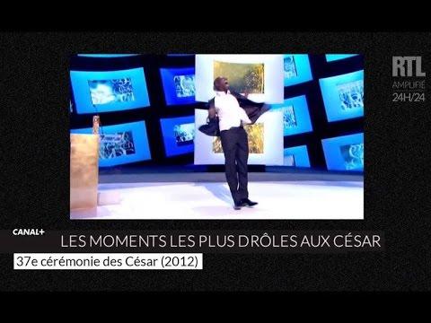 César : les moments les plus drôles de l'histoire de la cérémonie - RTL - RTL