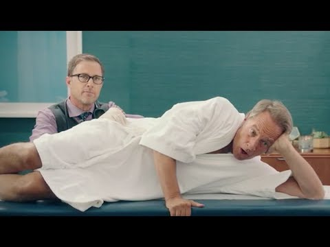 Mike Rowe's Prostate Exam