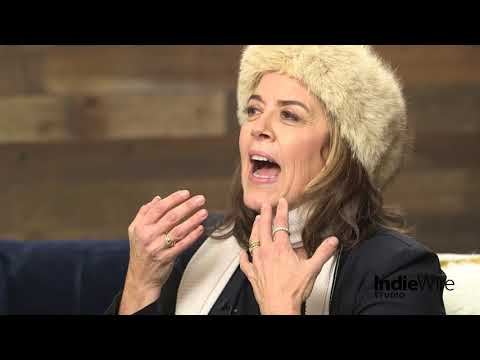 "Marina Zenovich discusses ""Robin Williams: Come Inside My Mind"" at IndieWire's Sundance Studio"