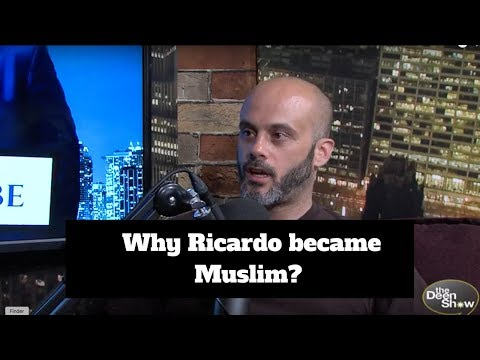 Ricardo a Devout Christian Found Truth and Converted to Islam