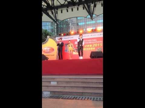 Điệp Khúc Mùa Xuân LIVE - Lâm Chấn Khang, Vy Thúy Vân, Quang Dũng