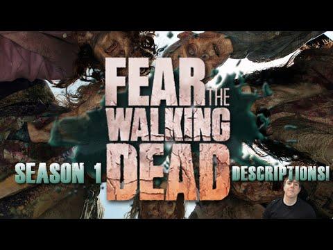 Fear The Walking Dead Season 1 Episodes 2 - 6 Names and Descriptions!