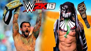 Finn Balor VS CM Punk  -  WrestletalkTV - wwe news