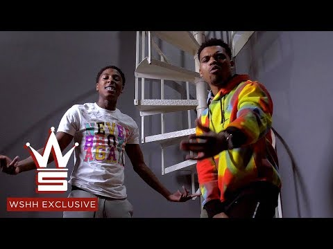 "NBA OG 3Three - ""Bout Whateva"" (Official Music Video - WSHH Exclusive)"