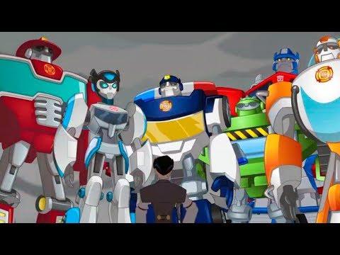 Victoria Final - Transformers Rescue Bots en Español