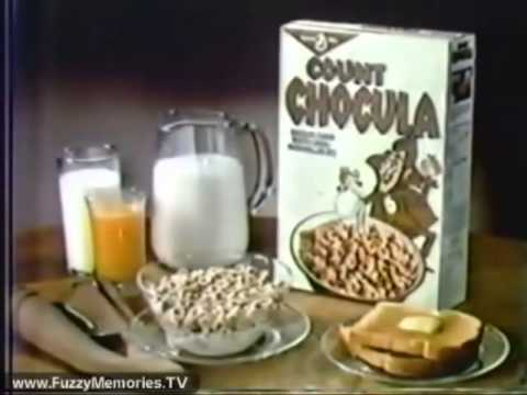 Monster Cereal Commercials from the 1970s, 1980s, 1990s and 2000s