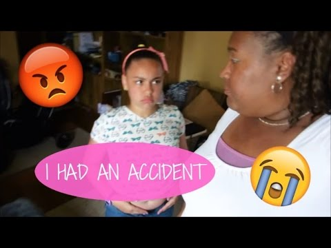 I HAD AN ACCIDENT!?