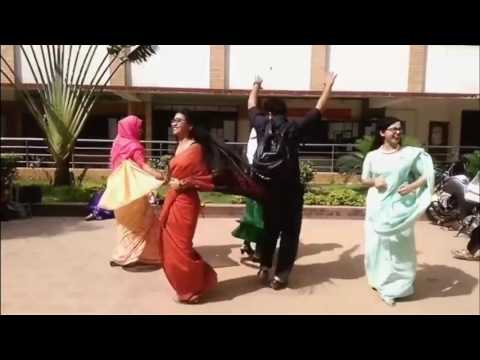 Bd Hot Girls Campus Flash Mob