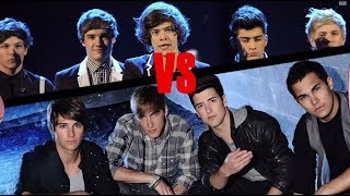 Nonton One Direction Vs. Big Time Rush / TKM Film Subtitle Indonesia Streaming Movie Download