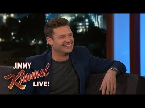 Ryan Seacrest On His Parents, Taylor Swift & American Idol