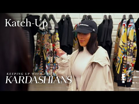 """Keeping Up With the Kardashians"" Katch-Up S13, EP.8 