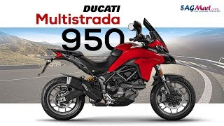 4. Ducati Multistrada 950: All Features and Specifications