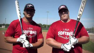 USA Slow Pitch Team Chooses JustBats.com!