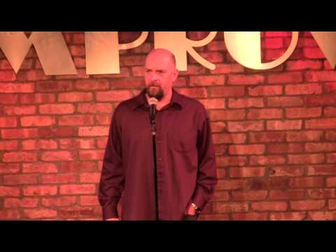 Comedian Bill Blank - Last Supper