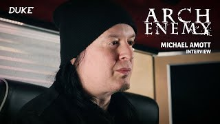 Arch Enemy - Interview Michael Amott - Paris 2018 - Duke TV [VOSTFR]