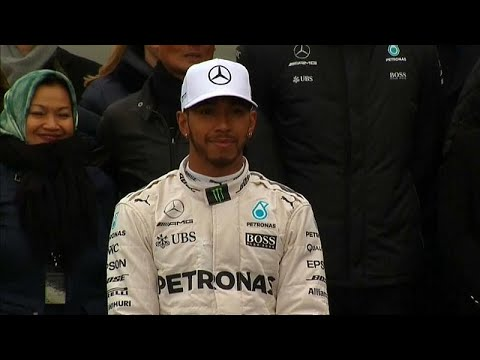Στη Mercedes έως το 2020 ο Λιούις Χάμιλτον