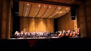Maestro Shardad Rohani 2014 Concert Orchestra At UCLA - Medley In