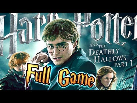 Harry Potter and the Deathly Hallows Part 1 FULL GAME Longplay (PS3, X360, Wii, PC)