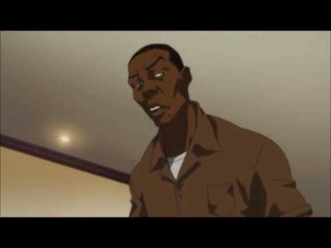 The Boondocks Season 3  Uncensored