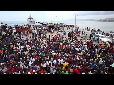 Αϊτή: Έφυγε πλοίο με ανθρωπιστική βοήθεια χωρίς να ξεφορτώσει