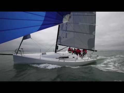 Yachting World's boat test on the hot new planing one-design